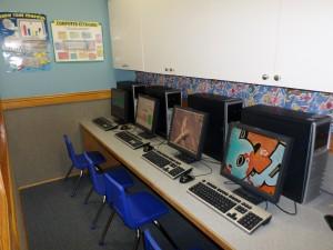 12 Professional Computer Lab
