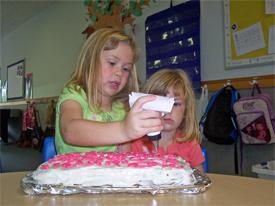 Food 10a - Birthday Cake