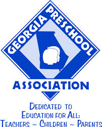 GA Prechool Assoc. Logo