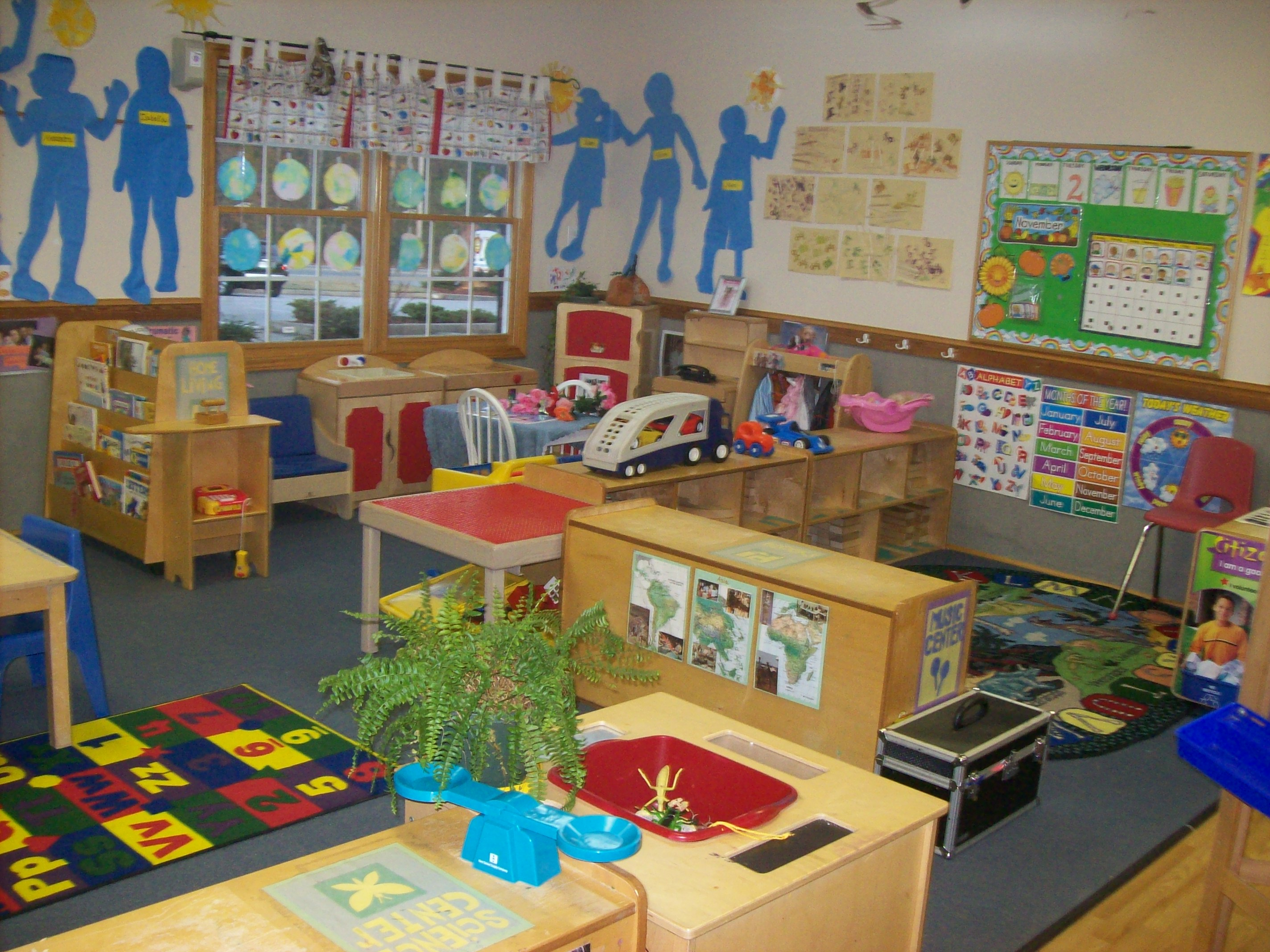 how to manage wet play areas in childcare
