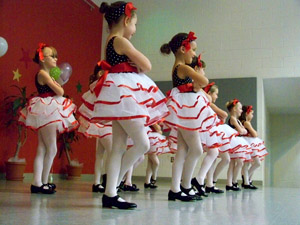 tap-ballet