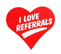 LoveReferrals Logo