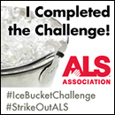 Ice Bucket Challenge Icon