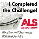 Ice Bucket Challenge Icon